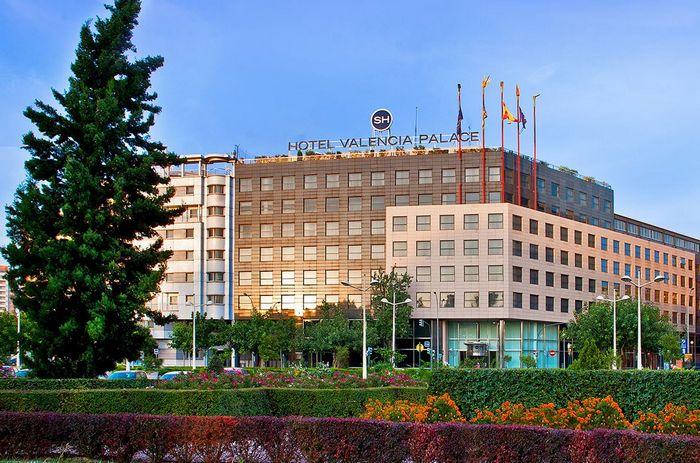 Hotel SH Valencia Palace x800